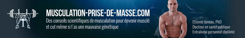 Musculation-prise-de-masse.com avec Etienne Juneau